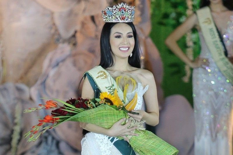 MissNews - How Miss Philippines Earth Janelle Tee stays fit