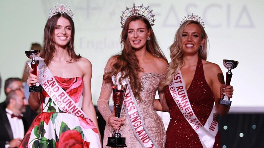 MissNews - Miss England beauty pageant to go make-up-free