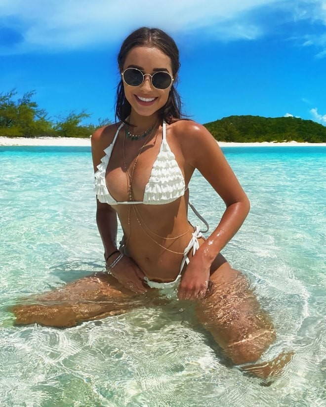 Missnews Sports Illustrated Swimsuit 2020 Cover Model Olivia Culpo Tells Us Exactly How To Accessorize A Bikini And Pose For Swimsuit Selfies