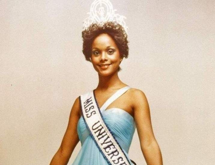 Janelle Commissiong, miss universo em 1977